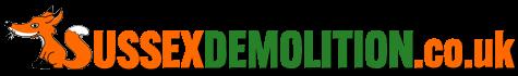 Sussex Demolition Logo